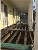 Front Porch Flooring Removed